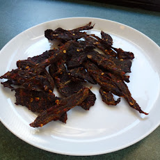 Duck Jerky a la Kate Hill of