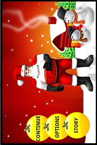 聖誕遊戲 - 聖誕老人行動
