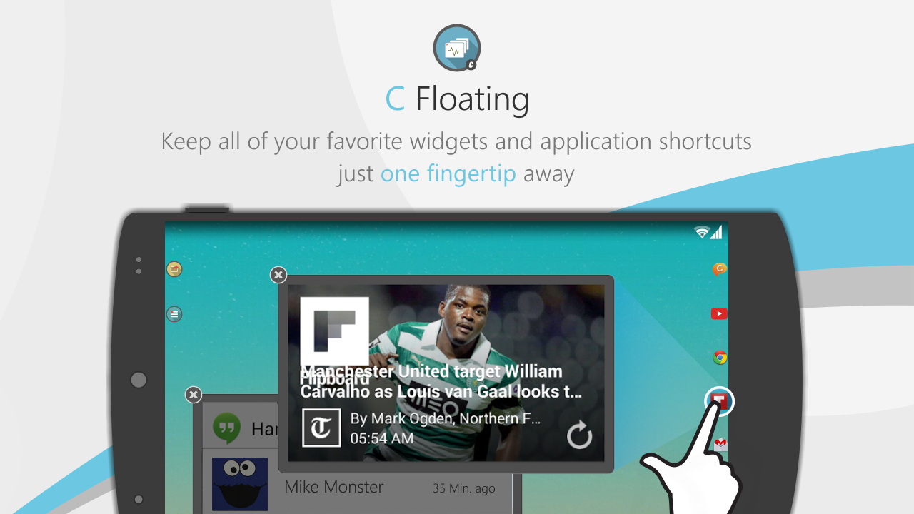 C Floating Screenshot 8