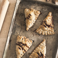Spiced Wine & Pear Hand Pies