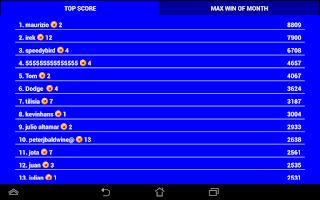 Screenshot of Video Poker Max Win