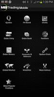 Screenshot of MBT Mobile