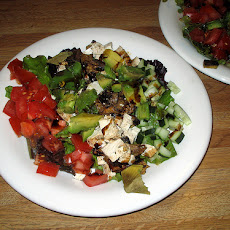 Middle Eastern Summer Salad