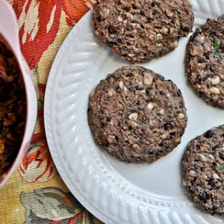 Easy Double Bean Burgers