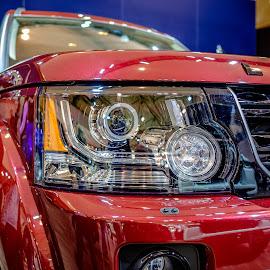 Land Rover by Jack Brittain - Transportation Automobiles ( car, canada, 2015 auto show, toronto, ontario, car show )
