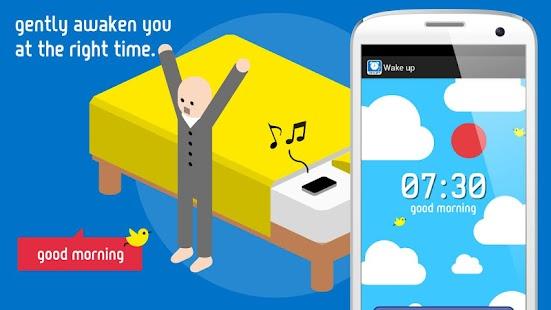 App Good Night's Sleep Alarm apk for kindle fire