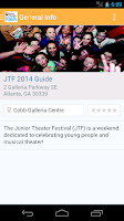 Screenshot of Junior Theater Festival