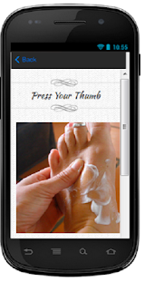 Massage Feet During A Pedicure - screenshot