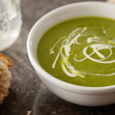 Green Pea Soup Recipe