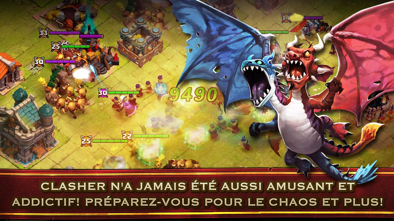 Clash of Lords 2: Clash Divin Screenshot 9