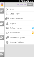 Screenshot of Kupi.cz