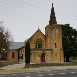 Lutheran Church by Jefferson Welsh - Buildings & Architecture Places of Worship