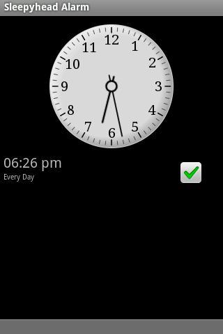 Sleepyhead Alarm Uykucu Alarm