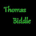 Thomas Biddle icon