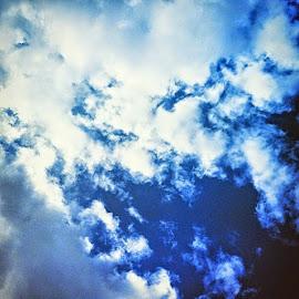 Sky by Teori Johnson - City,  Street & Park  Skylines ( sky, skys, teorijohnson )