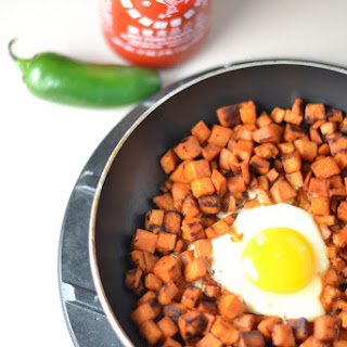 Sweet Potato Breakfast Skillet Hash