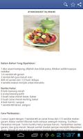 Screenshot of Resep Ayam Bakar Pilihan