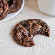 Mocha Almond Fudge Cookies