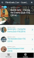 Screenshot of Film Streaming ITA App