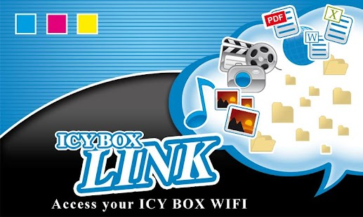 ICY BOX Link - screenshot