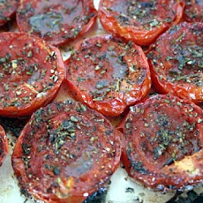Roasted Tomatoes with Stilton