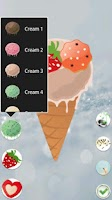 Screenshot of Ice Cream Maker - Cone Game
