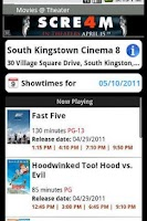 Screenshot of FlagShip Cinemas