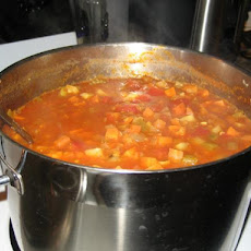 Gerry's Lentil Soup