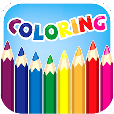 COLORING BOOK & COLORING GAMES