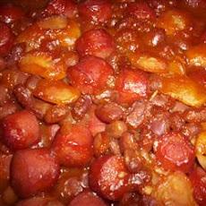 Three Bean Casserole