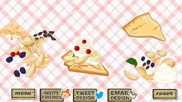 Screenshot of Apple Pie 4th of July Dressup