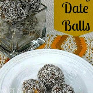 Date Balls No Sugar Recipes