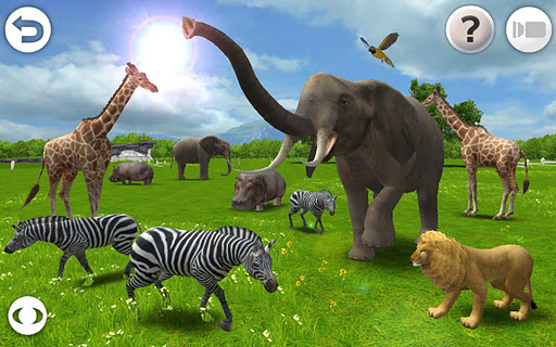 REAL ANIMALS HD Full