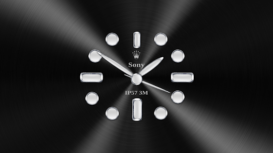 Luxury Watch Face for SW2 - screenshot