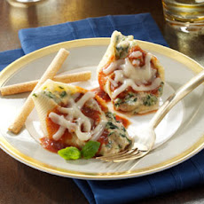 Cheese-Stuffed Shells