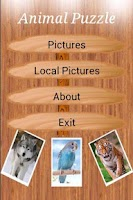 Screenshot of Animal Puzzle