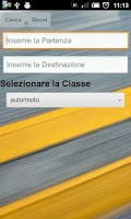 Screenshot of Autostrada