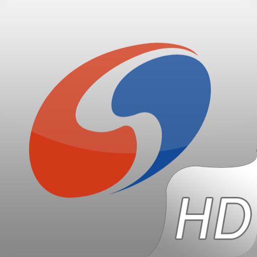 中國銀河國際HD LOGO-APP點子