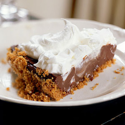 Chocolate-Cream Pie