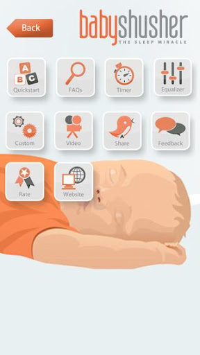 Baby Shusher - screenshot