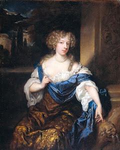 RIJKS: Caspar Netscher: painting 1678