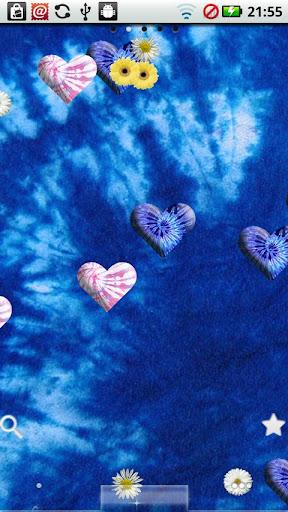 Tie Dye Hearts Live