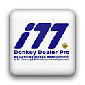 Donkey Dealer Pro: Poker Timer icon