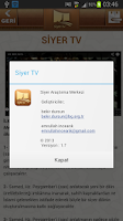 Screenshot of Siyer TV