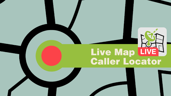 Live Map Caller Location - screenshot