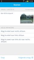 Screenshot of KBC Rijbewijs