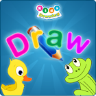 Kids Drawing icon