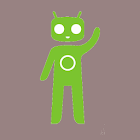 Holo Green CM9 Theme icon