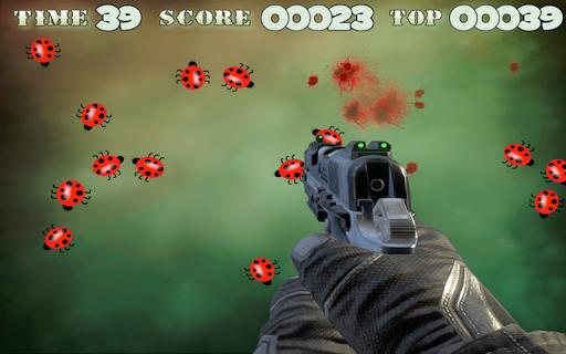 My Hand Gun App - screenshot