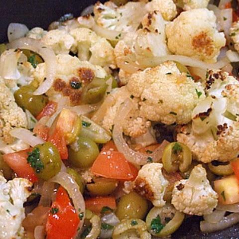 Roasted Cauliflower Green Olives Recipes | Yummly